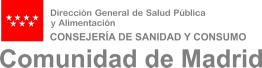 Sello Dirección General De Salud De La Comunidad De Madrid